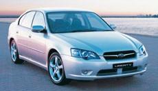 Subaru Liberty 2.0R Sedan 2006