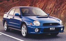 Subaru WRX 2000-2002