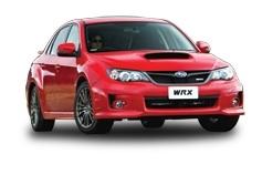 Subaru WRX Premium Sedan 2011