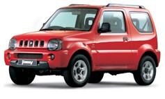 Suzuki Jimny Sierra 2008