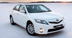 Toyota Camry Hybrid Luxury 2010