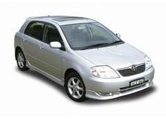 Toyota Corolla Hatch 2001-2007