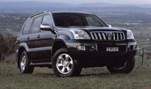 Toyota Prado 120 Series 2006-2009