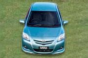 Toyota Yaris 2005-2010