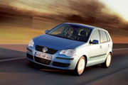 Volkswagen Polo TDi 2005-2008