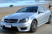 Australia's Best Cars Best Sports Car over $80,000 Mercedes Benz C63 AMG Coupe