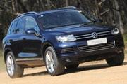 Australia's Best Cars Best Luxury SUV over $60,000 VW Touareg V6TDI