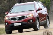 Australia's Best Cars Best SUV over $40,000 Kia Sorento SLi