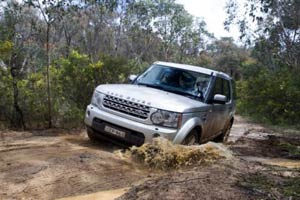 Australia's Best Cars Best All Terrain 4WD Land Rover Discovery 4 SDV6 SE