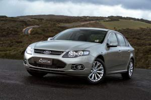 Australia's Best Cars Best Large Car under $60,000 Ford Falcon FG Ecoboost G6