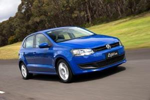Australia's Best Cars Best Light Car over $20,000 VW Polo 66TDI Comfortline