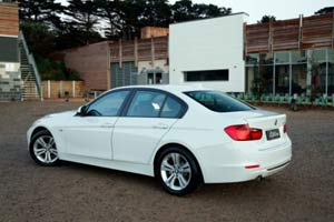 Australia's Best Cars Best Medium Car over $50,000 BMW 3 Series 320i Turbo