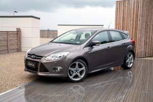 Australia's Best Cars Best Small Car over $35,000 Ford Focus Titanium