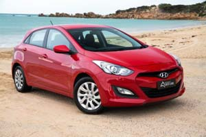 Australia's Best Cars Best Small Car under $35,000 Hyundai i30 Active