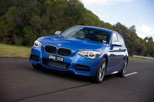 Australia's Best Cars Best Sports Car under $80,000 BMW 1 Series M135i