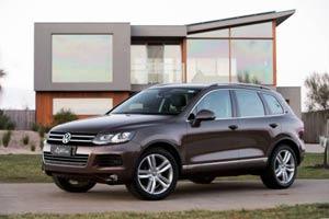 Australia's Best Cars Best Luxury SUV over $60,000 Volkswagen Touareg V6 TDI
