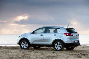 Australia's Best Cars Best SUV under $40,000 Kia Sportage AWD SLi