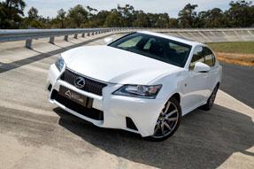 Australia's Best Cars Best large Car over $60,000 Lexus G S350 F Sport