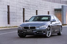 Australia's Best Cars Best Medium Car over $50,000 BMW 3 Series 320i