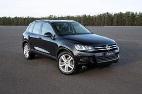 Australia's Best Cars Best Luxury SUV over $65,000 Volkswagen Touareg V6 TDI
