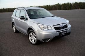 Australia's Best Cars Best SUV under $45,000 Subaru Forester 2.5i