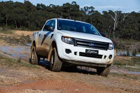 Australia's Best Cars Best 4x4 Dual Cab Utes Ford Ranger XL