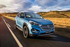 Hyundai Tucson SE30