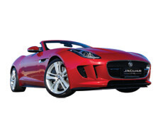 Jaguar F-Type V6S 2014