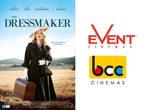The Dressmaker Event movie poster