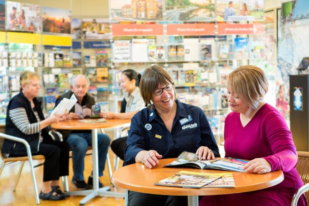 Ipswich Visitor Information Centre