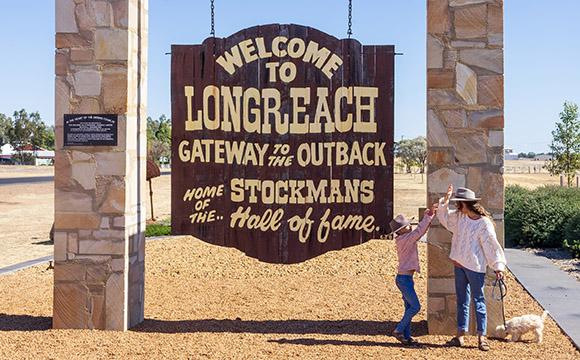 Longreach Visitor Information Centre