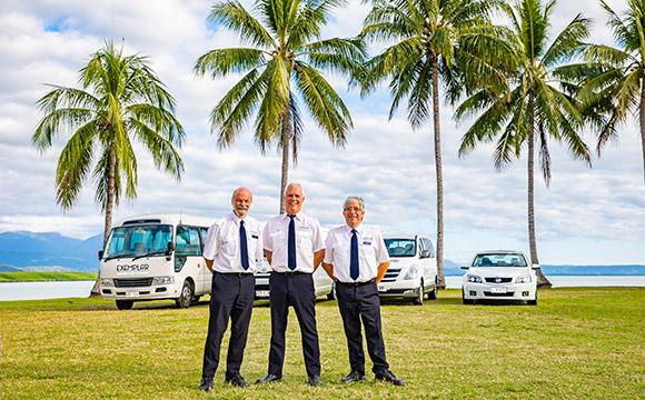 Exemplar Coaches & Limousines