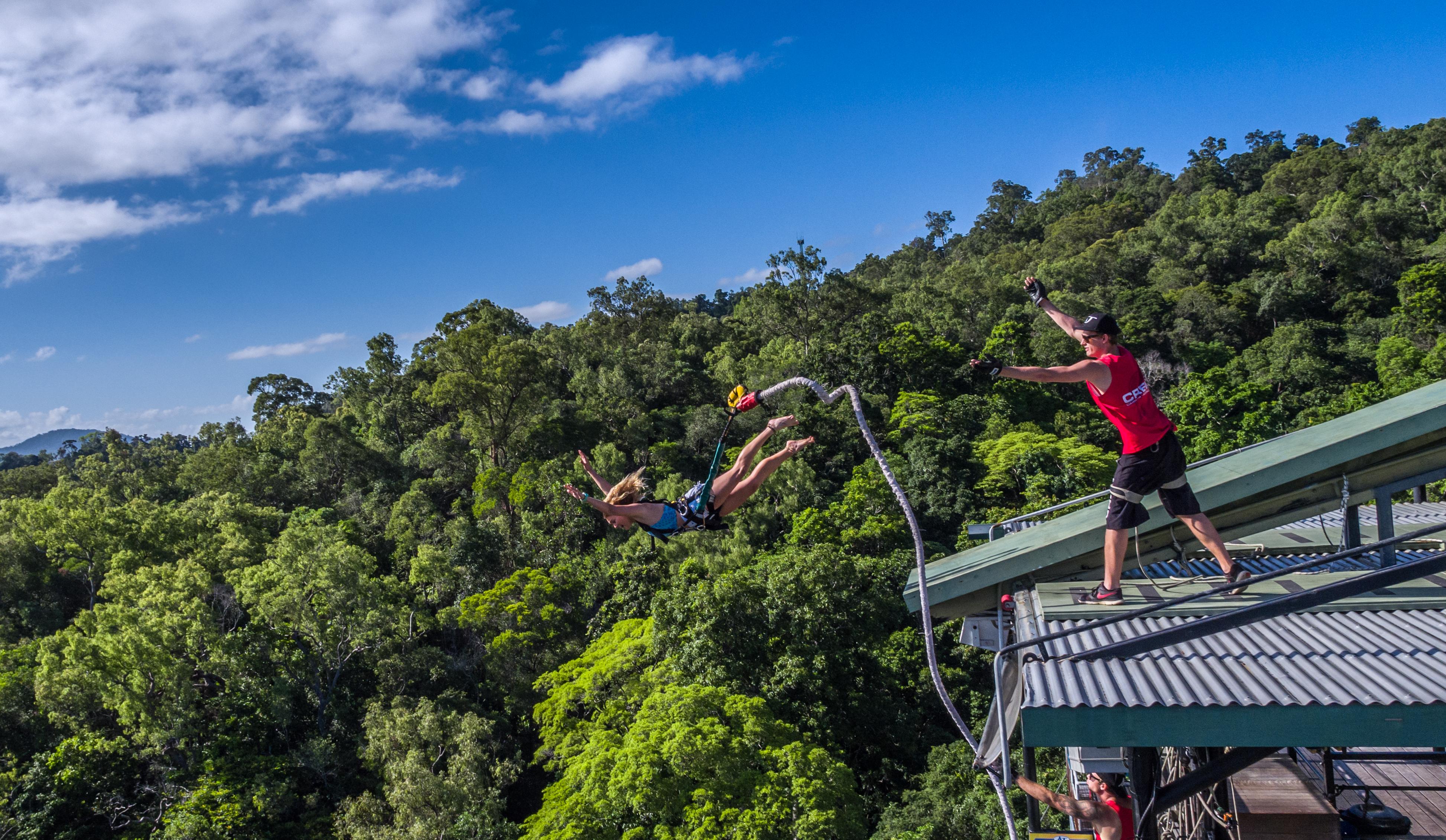 Skypark Cairns