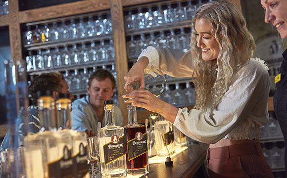 Bundaberg Rum Distillery Visitor Experience
