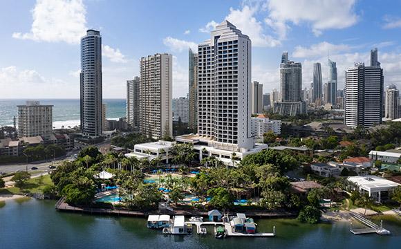 JW Marriott Gold Coast Resort & Spa (Accommodation)