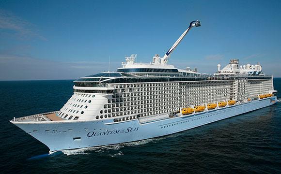 Quantum of the Seas exterior