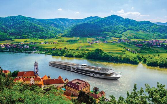 European Gems River Cruise with Travelmarvel