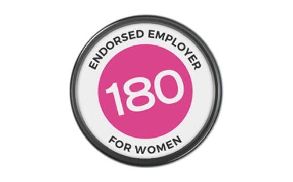 Endorsed employer for women