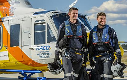 Capricorn Rescue Chopper