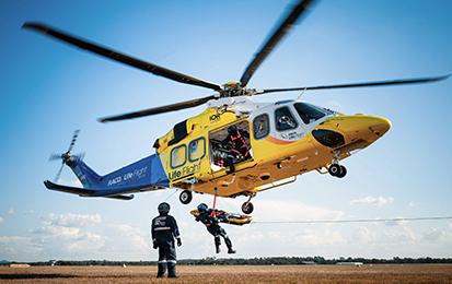 LifeFlight Rescue Chopper