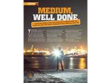 medium well done