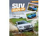 Subaru Outback, Toyota RAV4 Cruiser AWD, car comparison