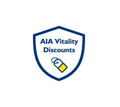 AIA Vitality Discounts icon