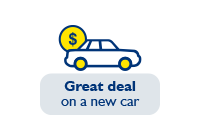 Great deal on a new car