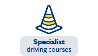 Specialist driving courses