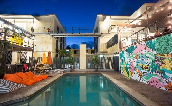 YHA Pool
