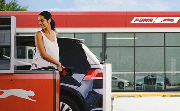 Puma discount fuel