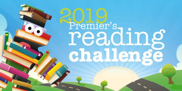 2019 Premier's reading challenge
