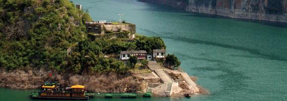 Villages on the Yangtze River