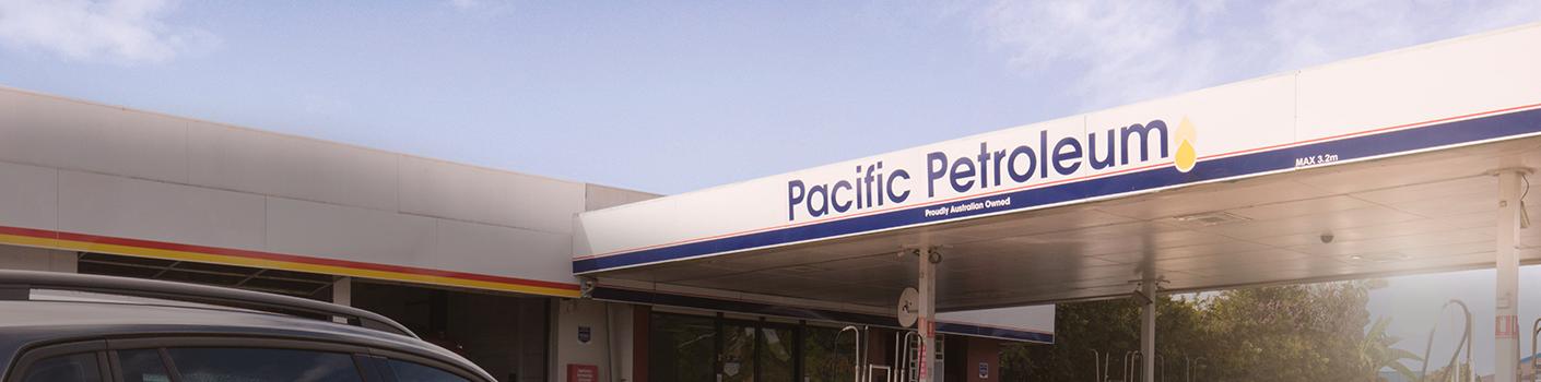 Pacific petroleum truck